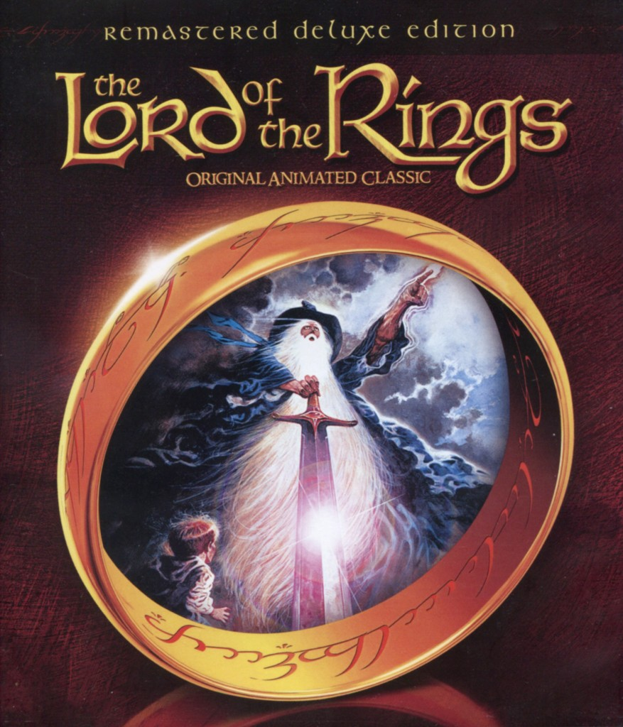 """""""The Lord of the Rings"""" animated film."""