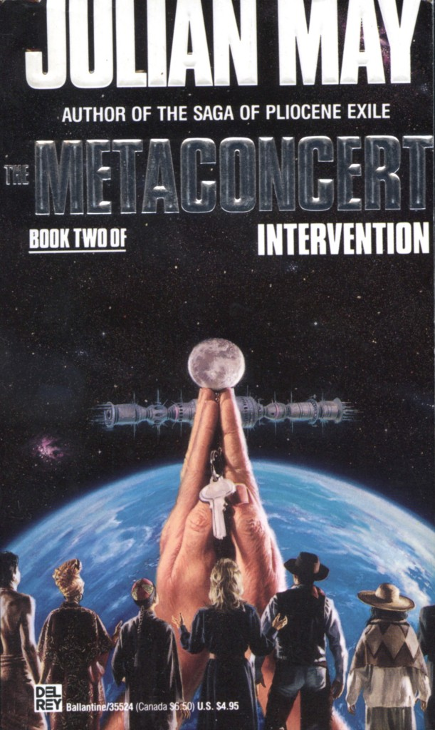 """The Metaconcert"" by Julian May."