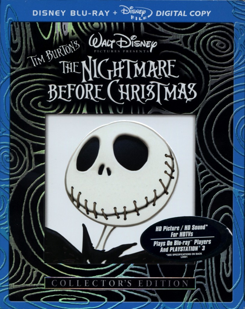 """The Nightmare Before Christmas""."