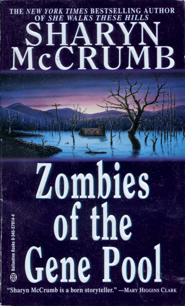 """Zombies of the Gene Pool"" by Sharyn McCrumb."