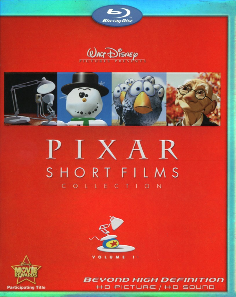 """Pixar Short Film Collection Volume 1""."