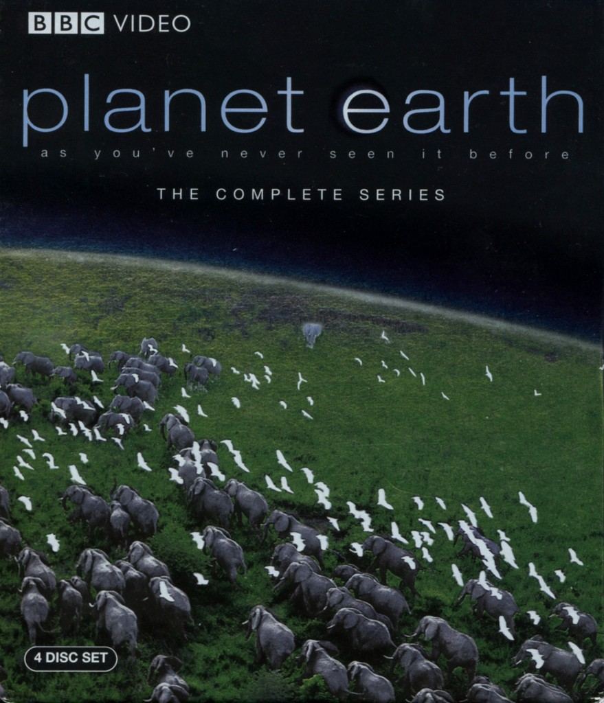 """Planet Earth"" from the BBC."