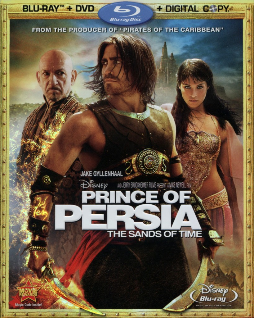 """Prince of Persia - The Sands of Time""."