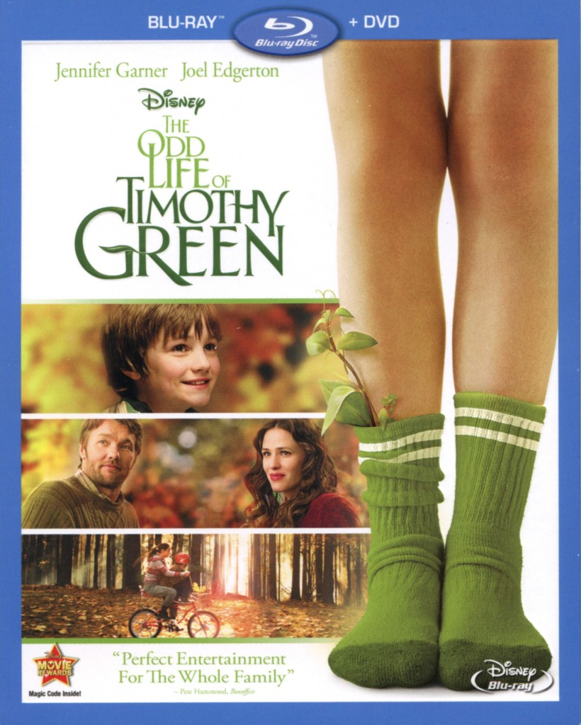 """The Odd Life of Timothy Green""."