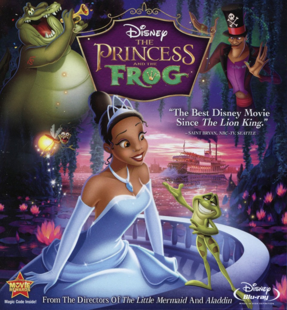 """The Princess and the Frog""."