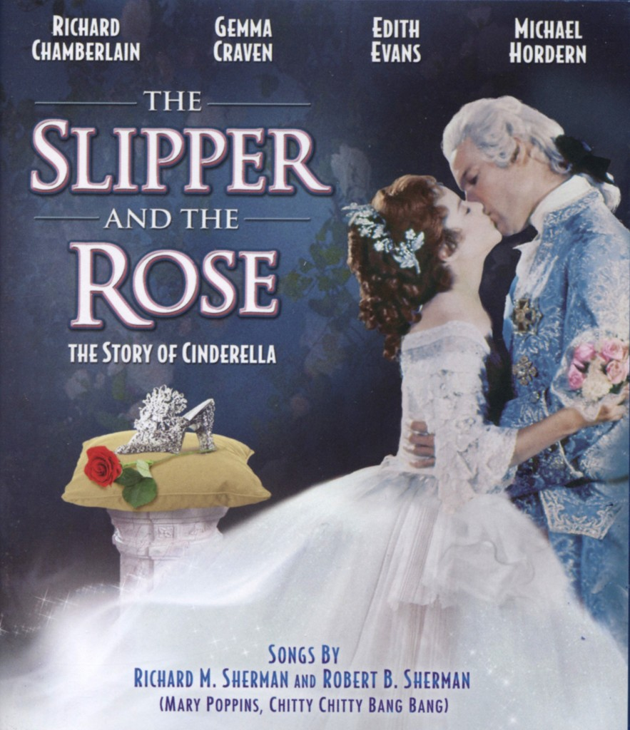 """The Slipper and the Rose""."