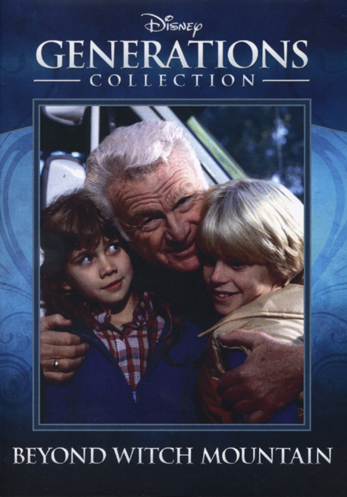 """Beyond Witch Mountain"" - Disney Generations Collection."