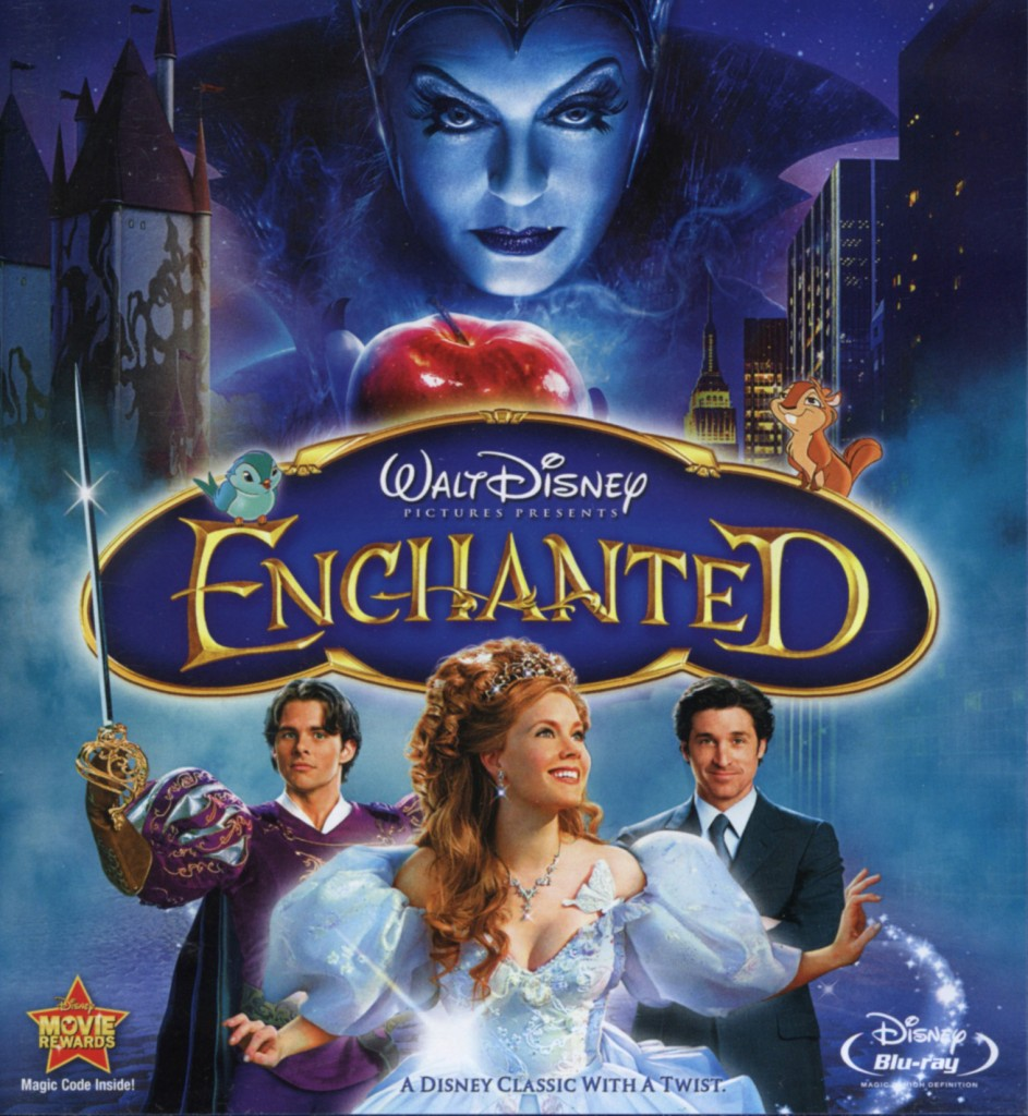 """Enchanted""."