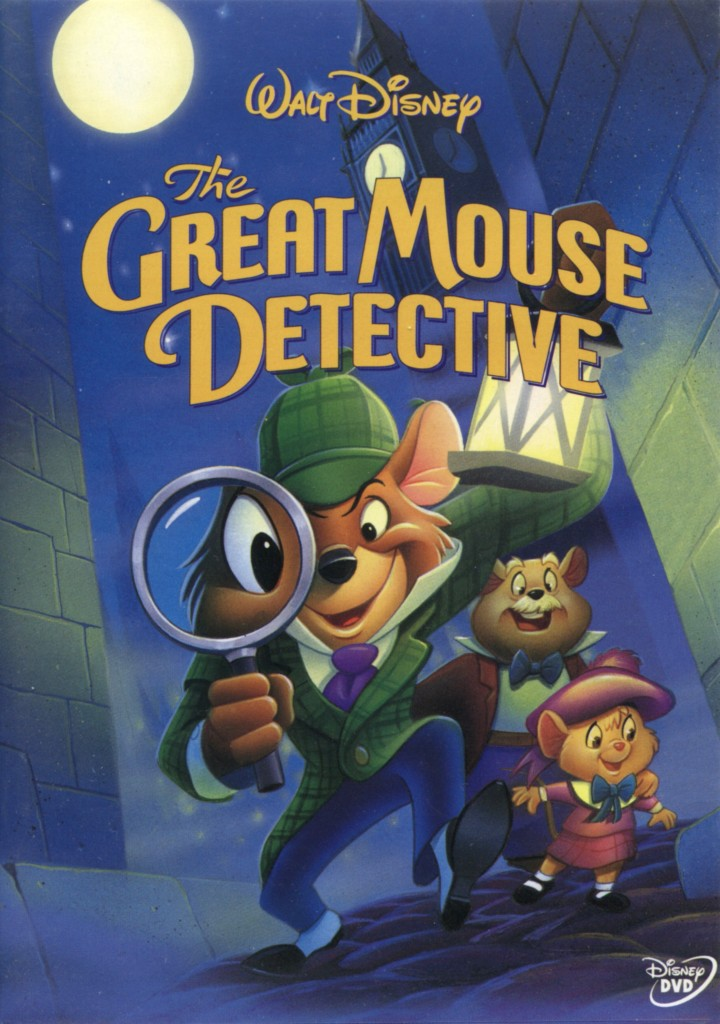 """The Great Mouse Detective""."
