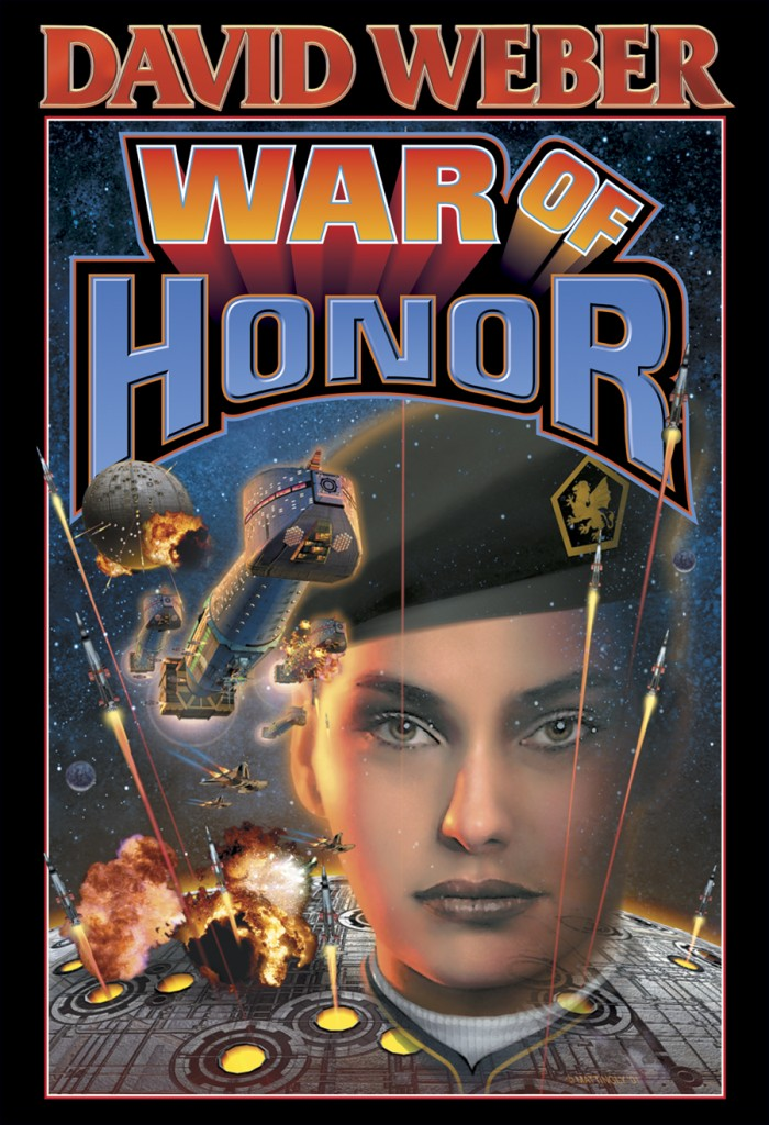 """War of Honor"" by David Weber."