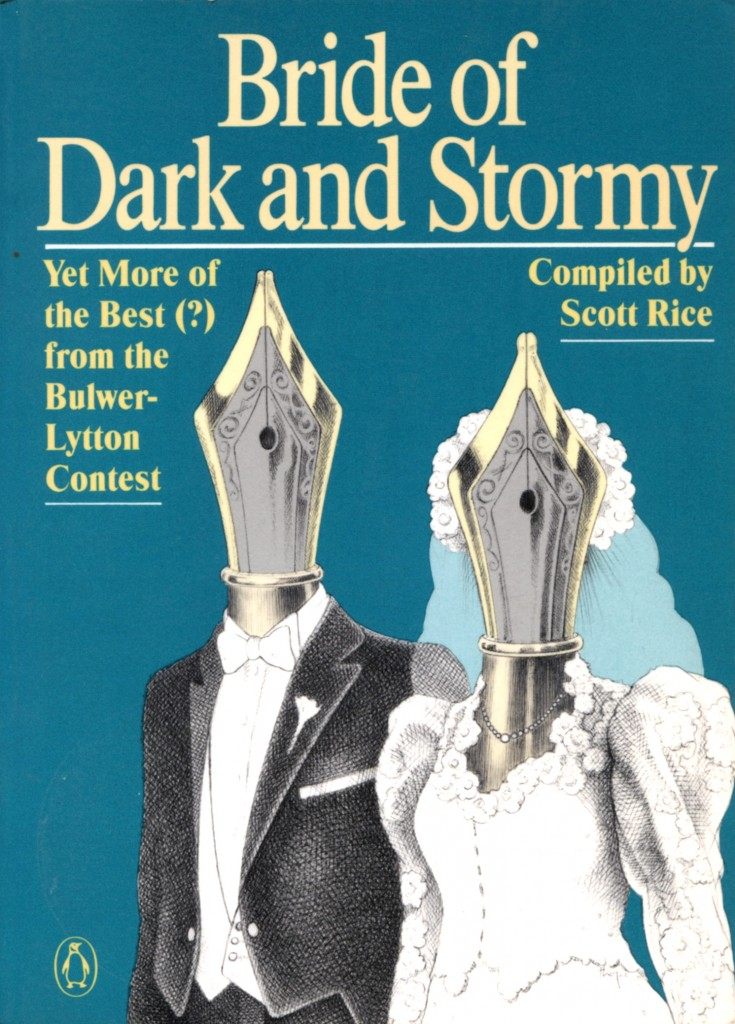 """Bride of Dark and Stormy"" - Compiled by Scott Rice."