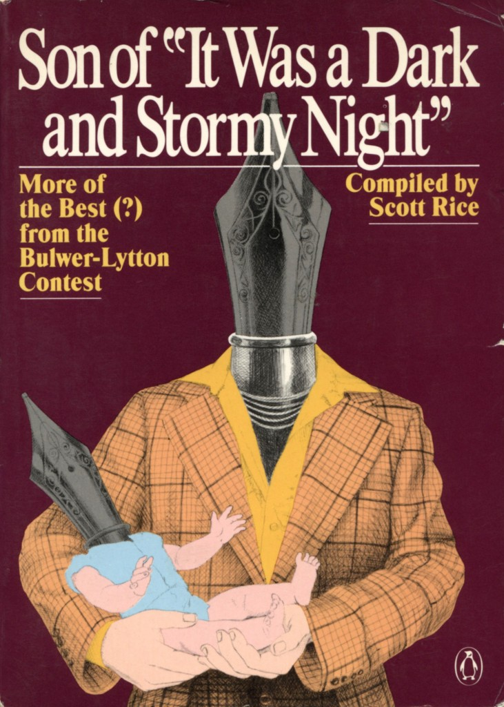 """Son of It Was a Dark and Stormy Night"" compiled by Scott Rice."