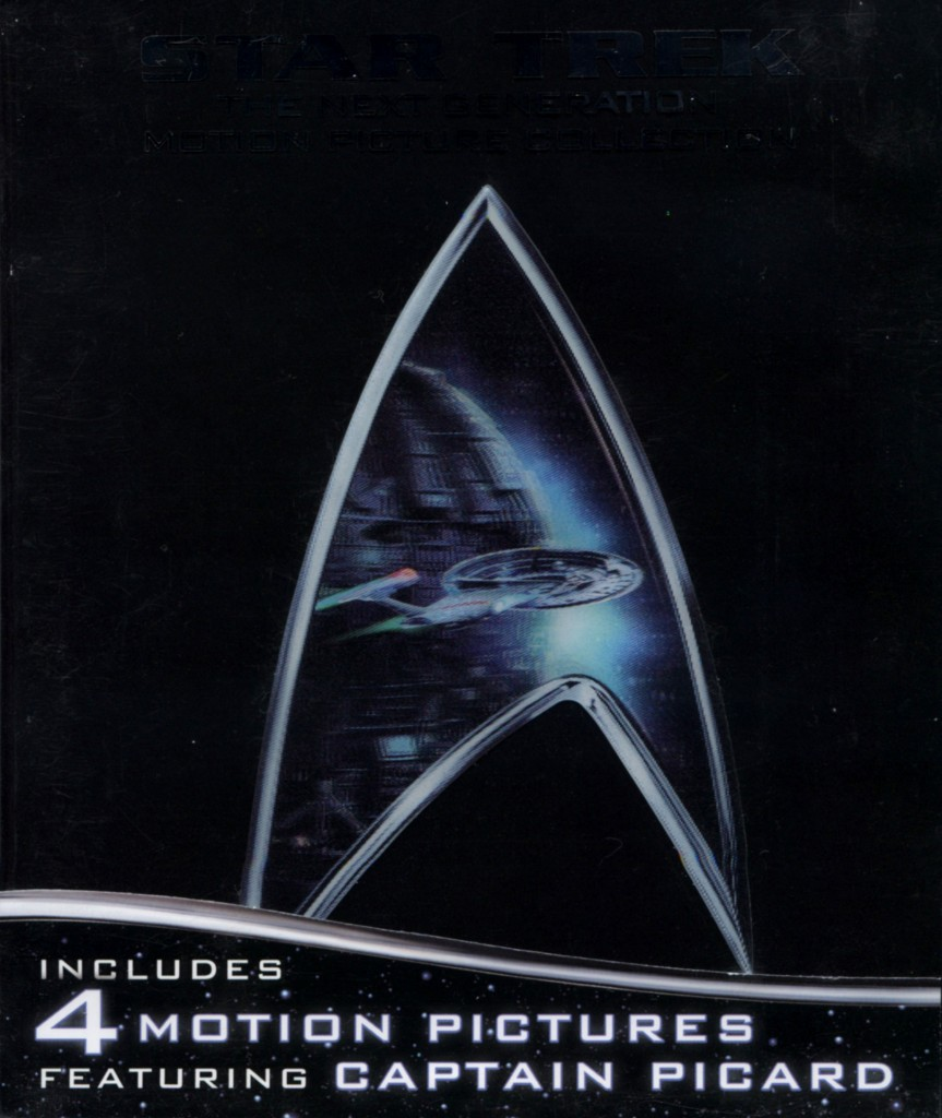 """Star Trek: The Next Generation"" - Motion Picture Collection."