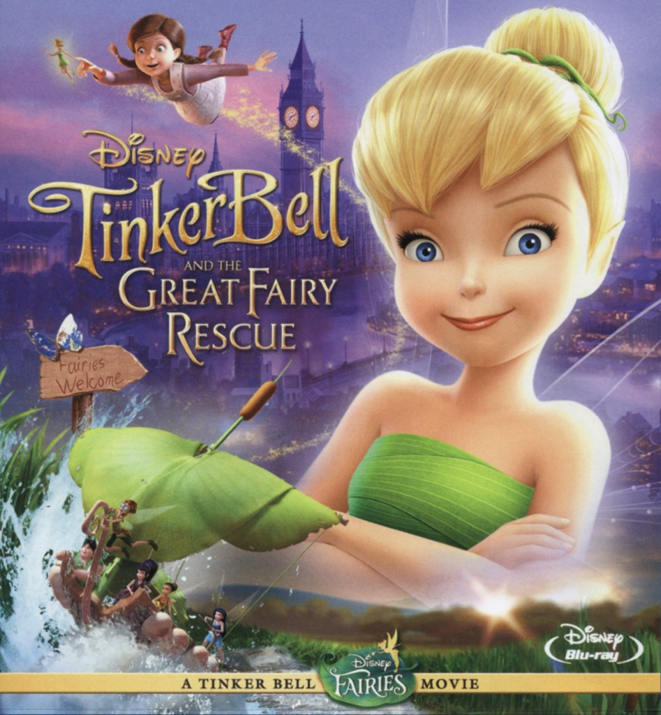 """Tinker Bell and the Great Fairy Rescue""."