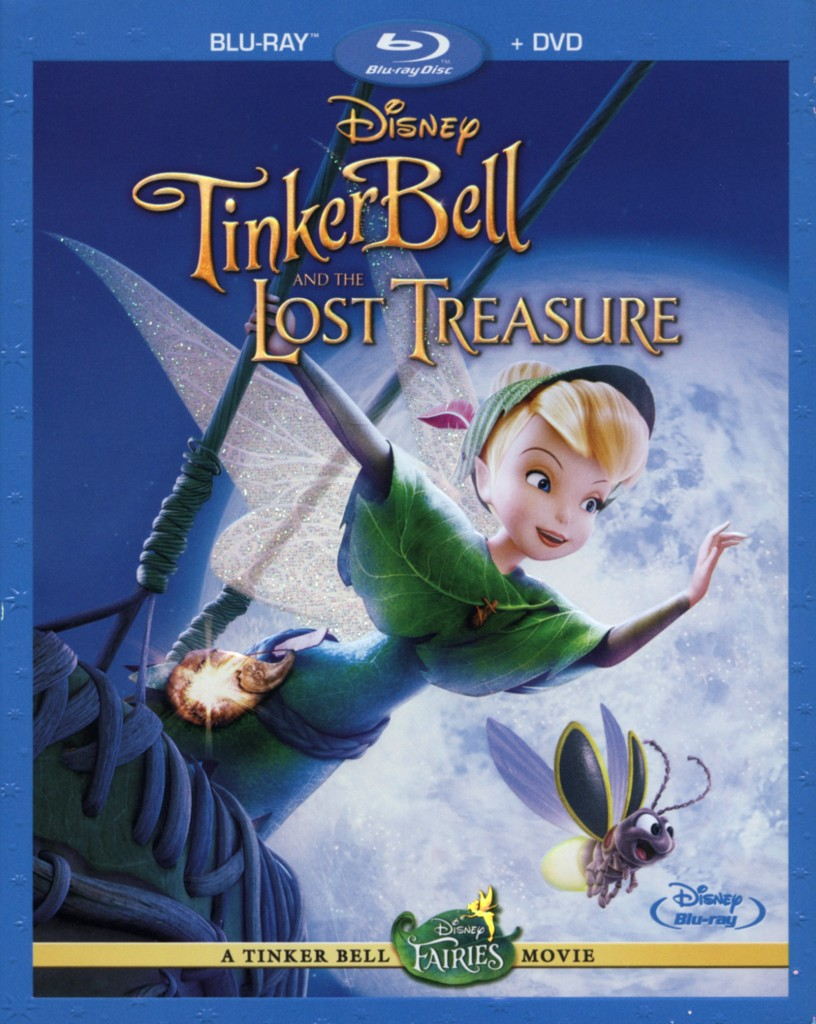"""Tinker Bell and the Lost Treasure""."