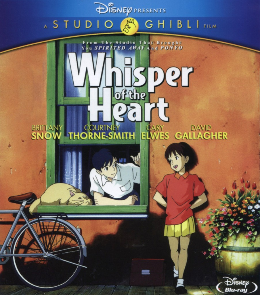 """Whisper of the Heart""."