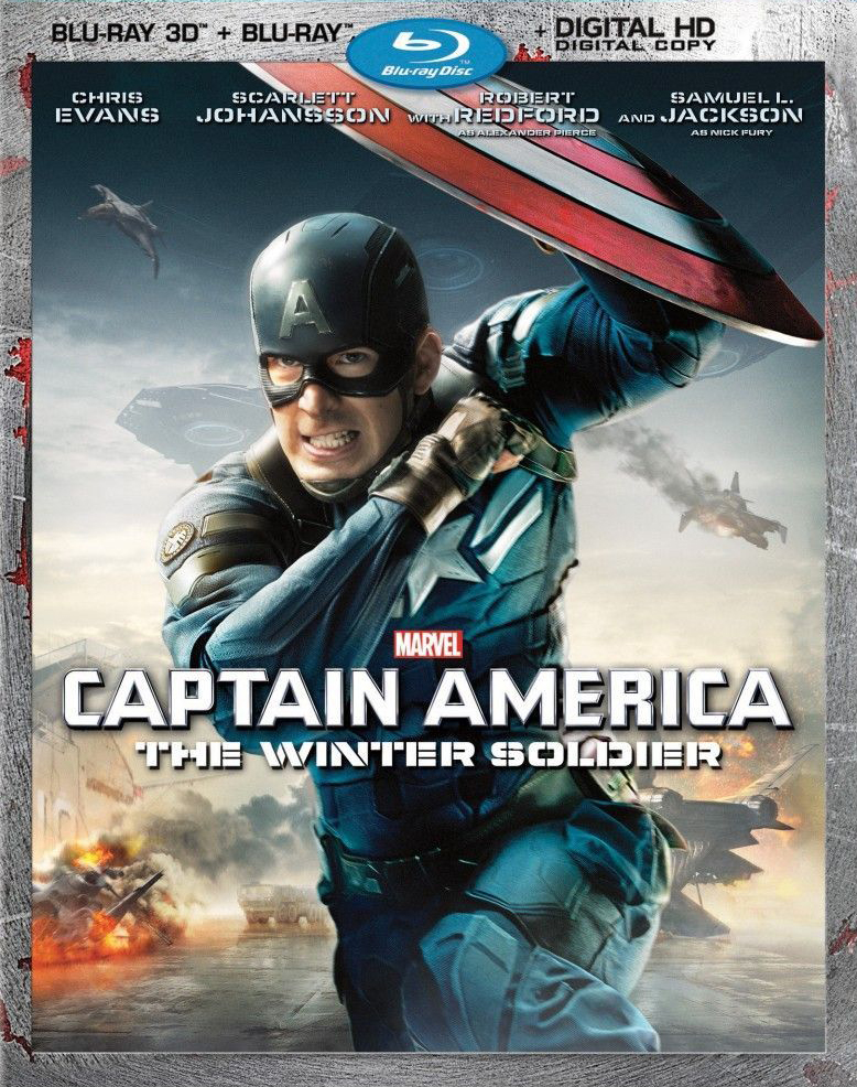 "Cover of ""Captain America: The Winter Soldier"" Blu-ray."