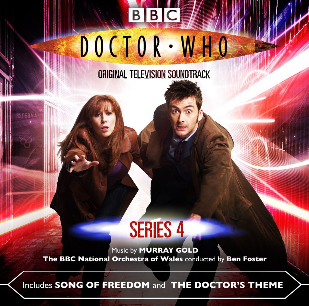 """Doctor Who Original Television Soundtrack Series 4""."
