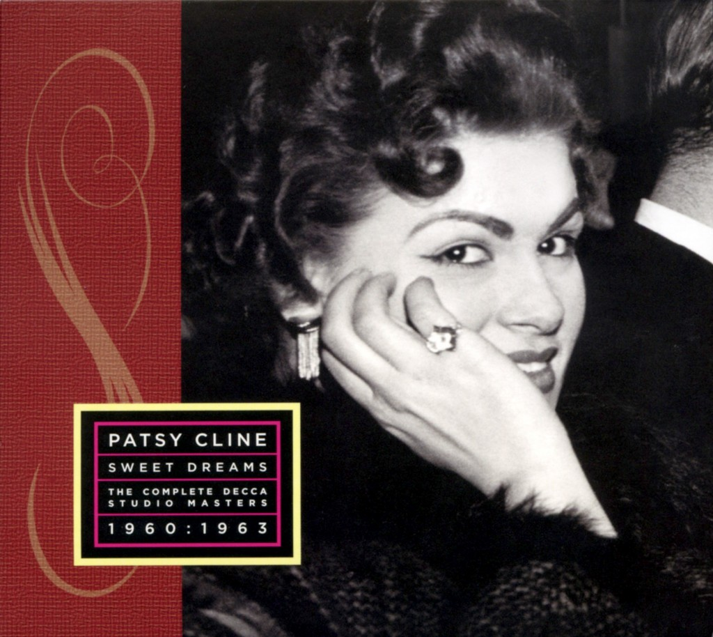 """Patsy Cline: Sweet Dreams - The Complete Decca Studio Masters - 1960-1963""."