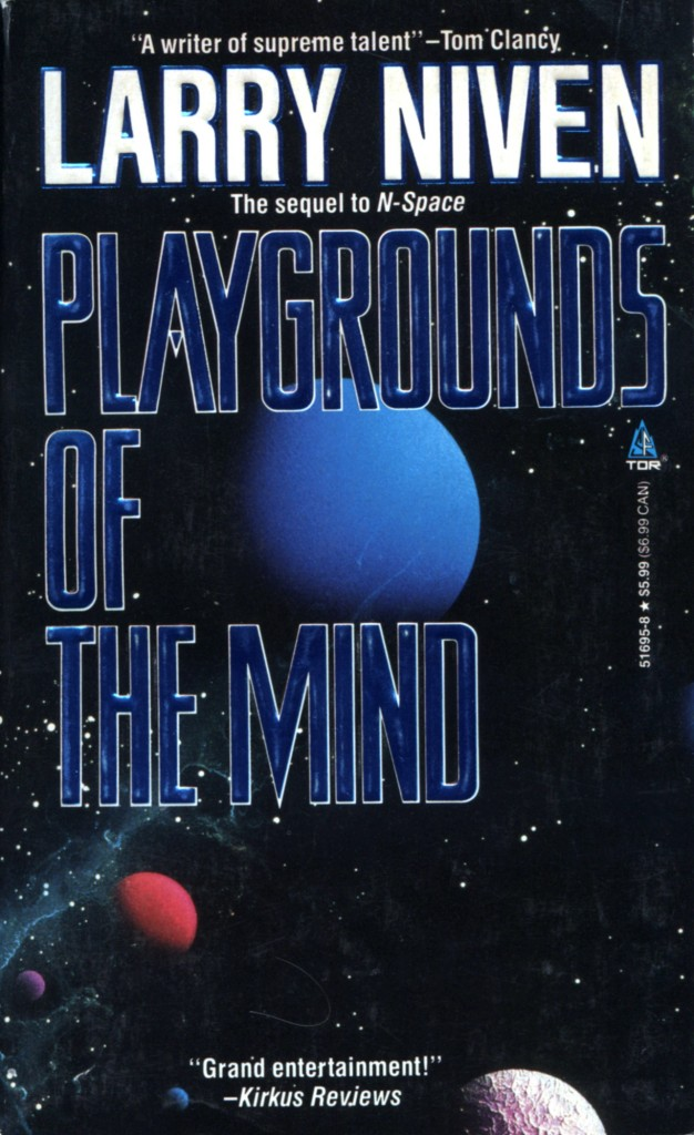 """Playgrounds of the Mind"" by Larry Niven."