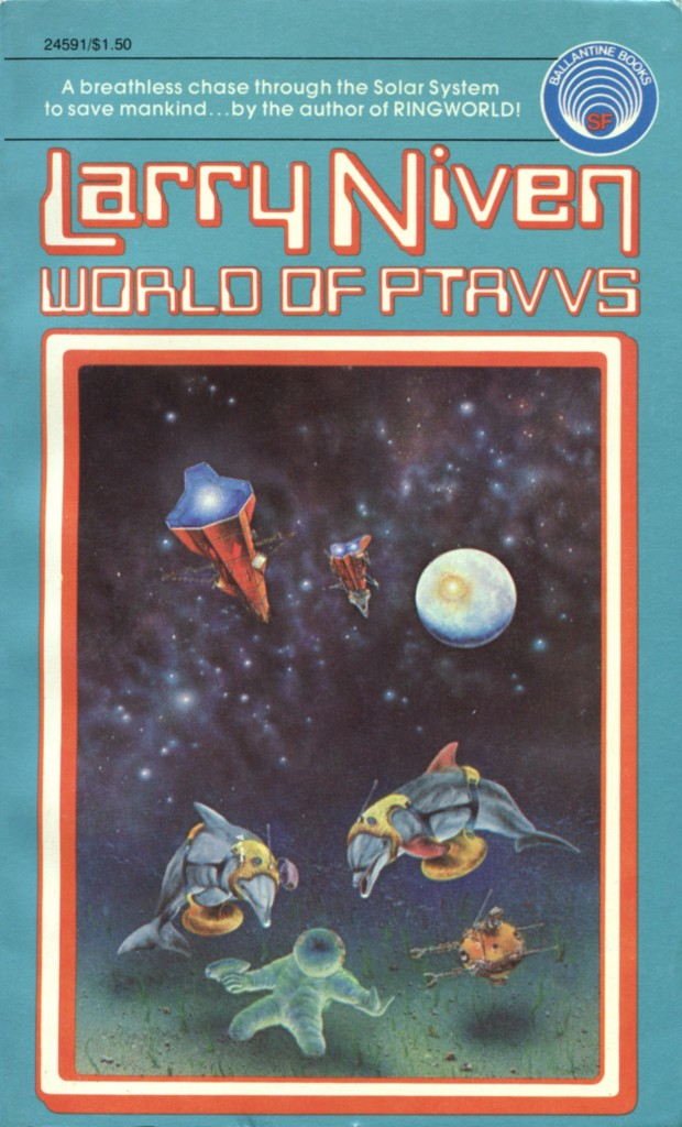 """World of Ptavvs"" by Larry Niven."