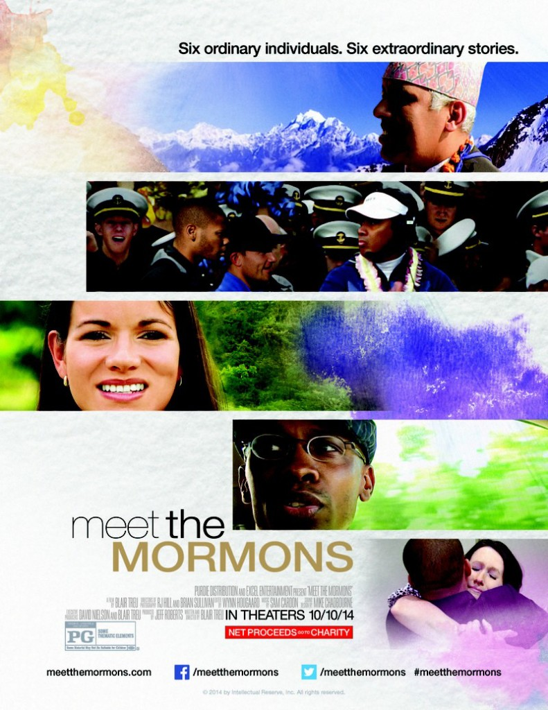 """Meet the Mormons""."