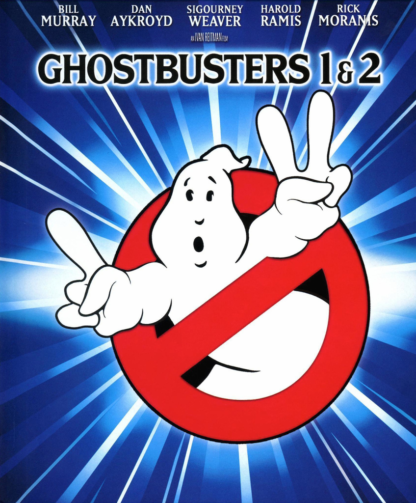 """Ghostbusters"" and ""Ghostbusters II""."