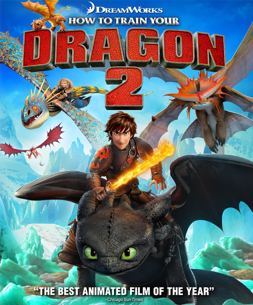 """How to Train Your Dragon 2""."