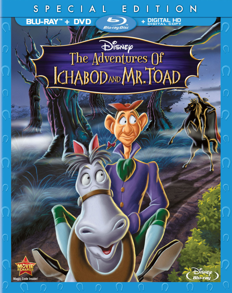 """The Adventures of Ichabod and Mr. Toad""."