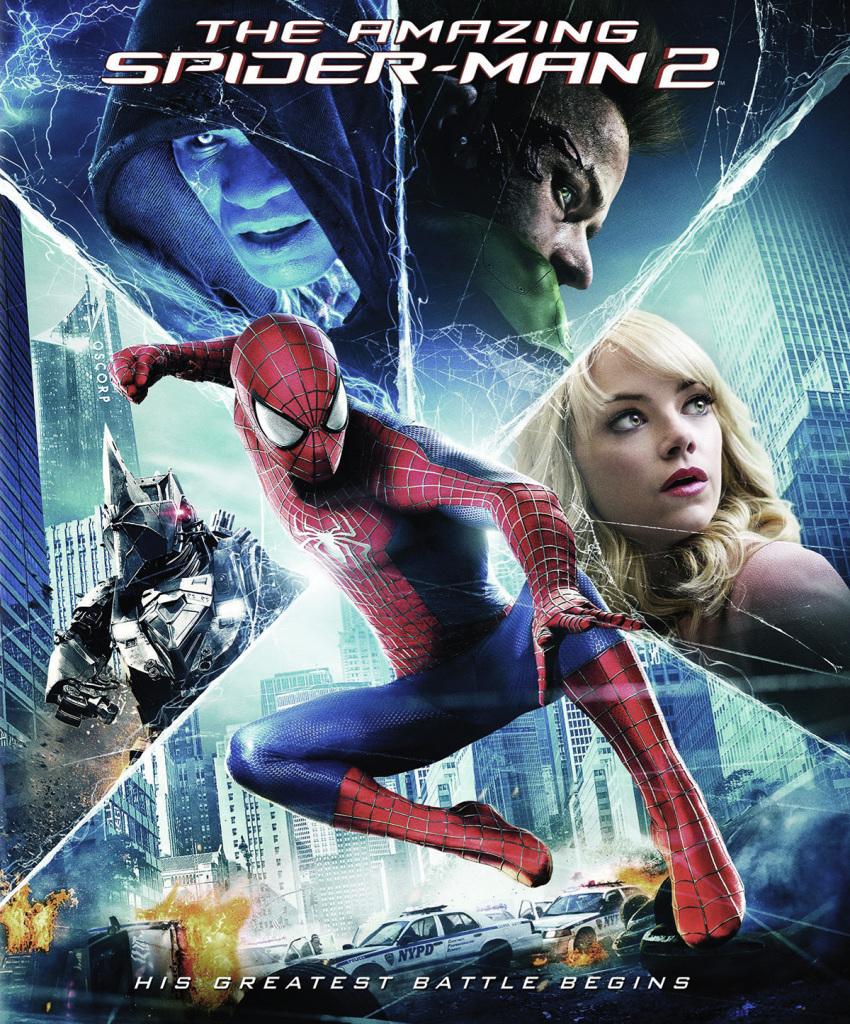 """The Amazing Spider-Man 2""."