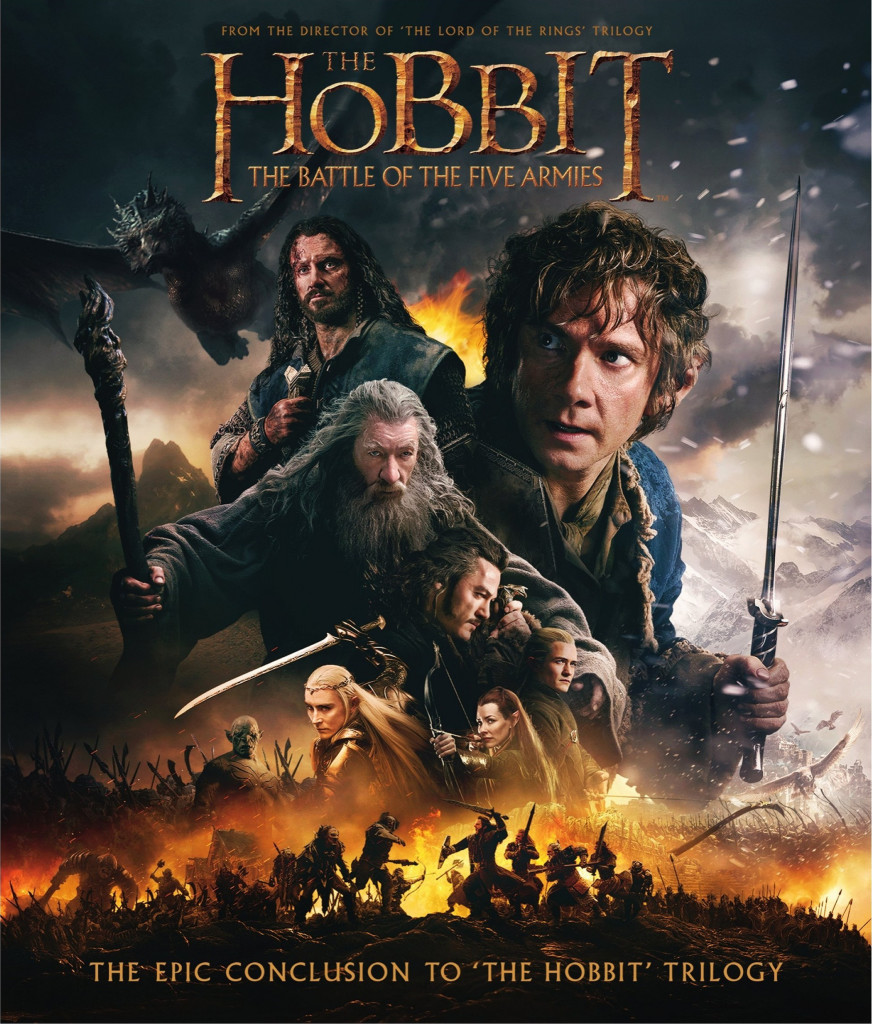 """The Hobbit The Battle of the Five Armies""."