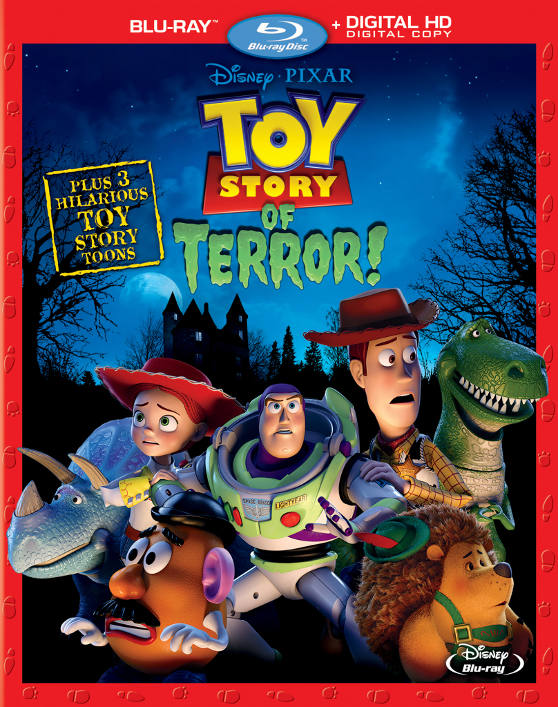 """Toy Story of Terror""."