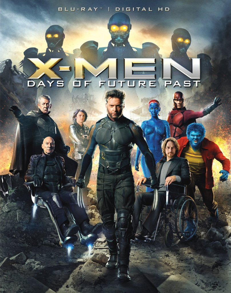 """X-Men: Days of Future Past""."