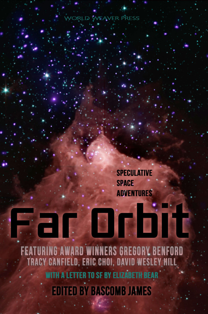 """Far Orbit"" edited by Bascomb James."