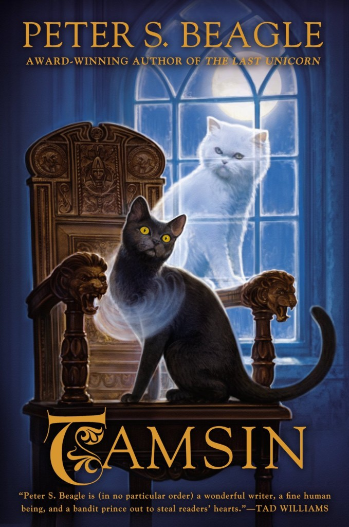 """""""Tamsin"""" by Peter S. Beagle."""