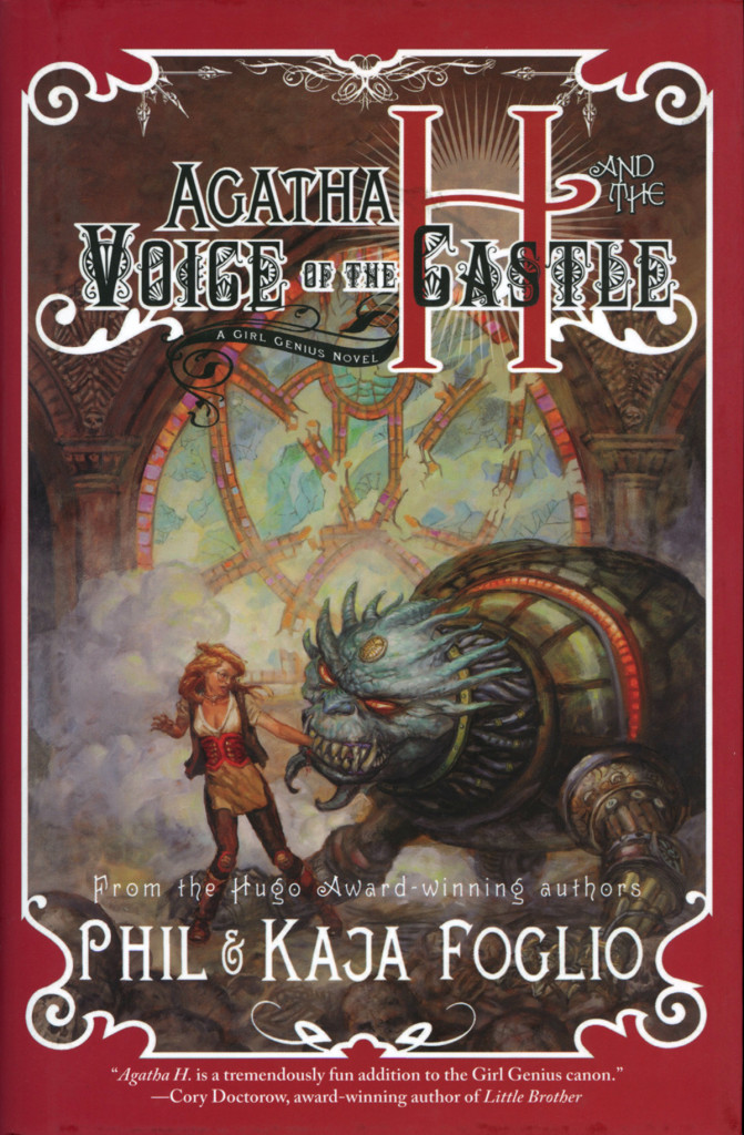 """Agatha H and the Voice of the Castle"" by Phil and Kaja Foglio."