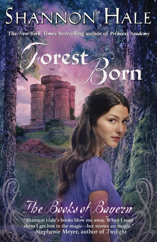 """""""Forest Born"""" by Shannon Hale."""