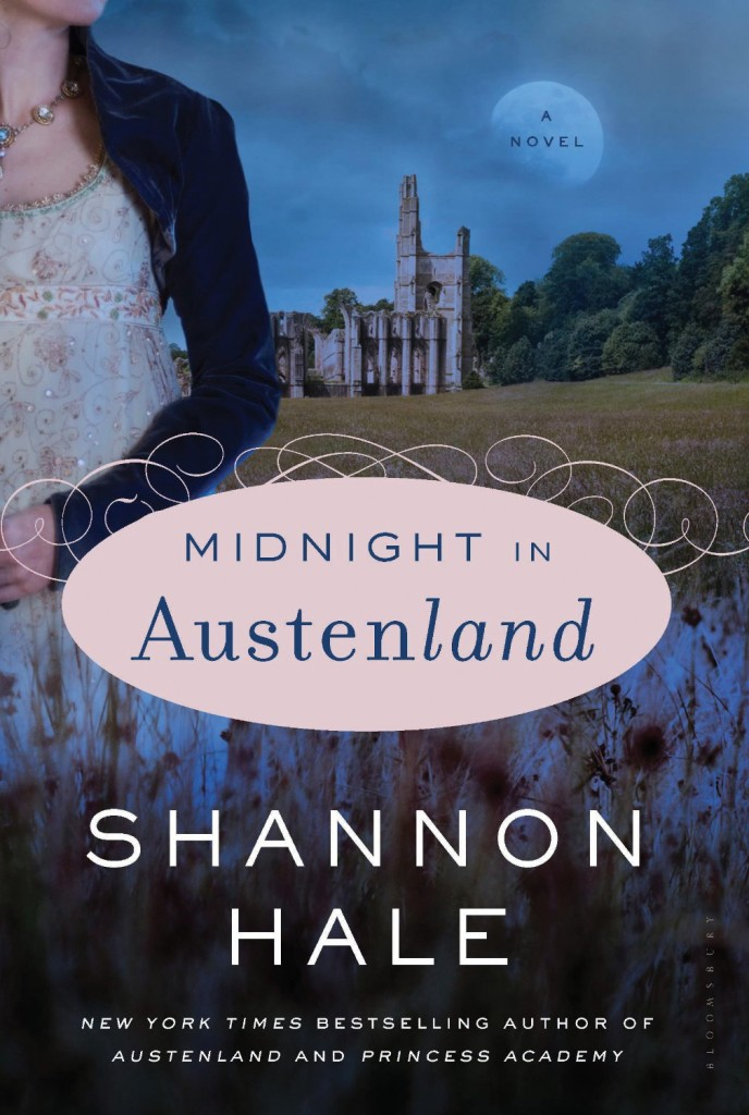 """Midnight in Austenland"" by Shannon Hale."