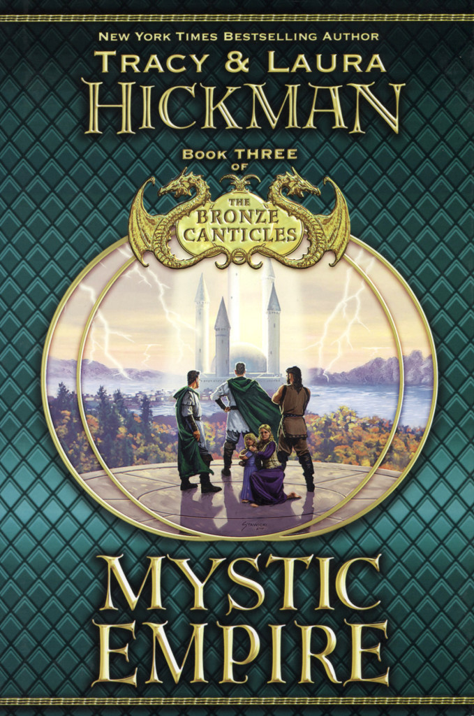 """Mystic Empire"" by Tracy and Laura Hickman."