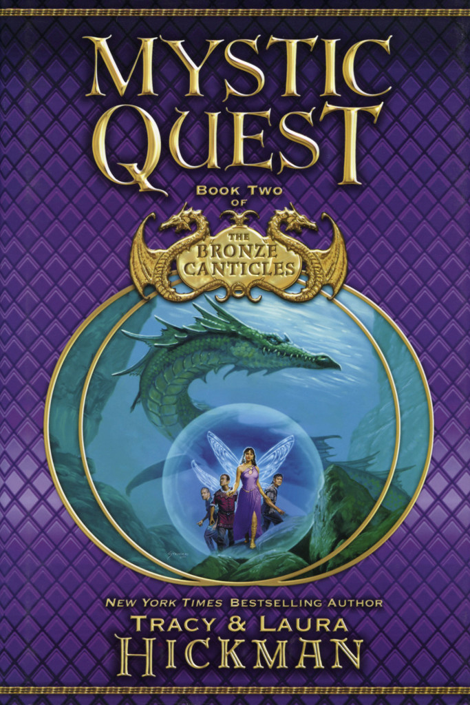 """Mystic Quest"" by Tracy and Laura Hickman."