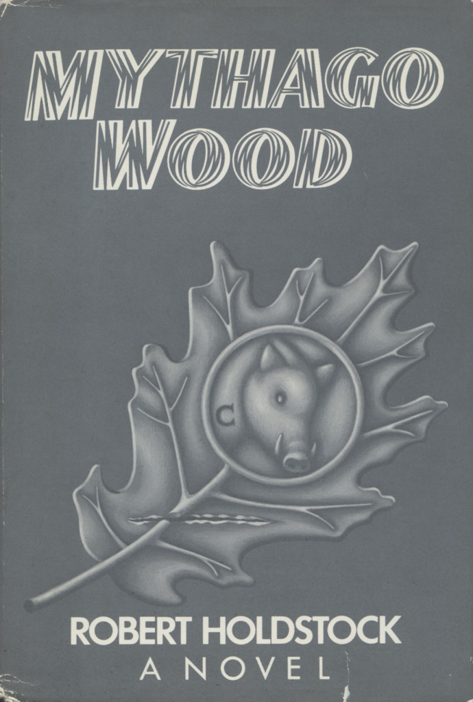 """Mythago Wood"" by Robert Holdstock."