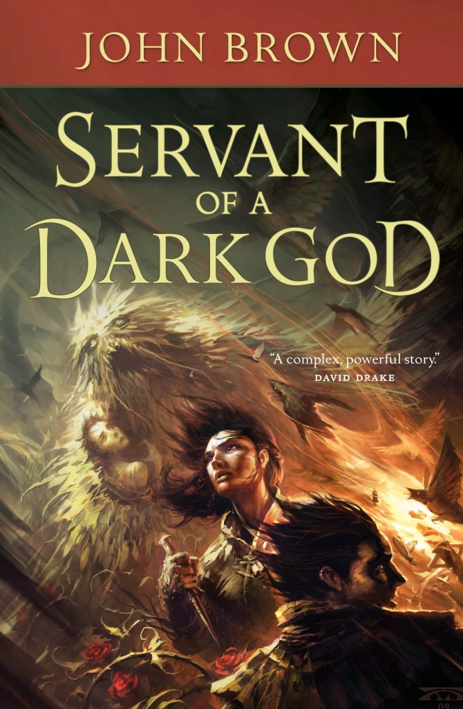 """Servant of a Dark God"" by John Brown."