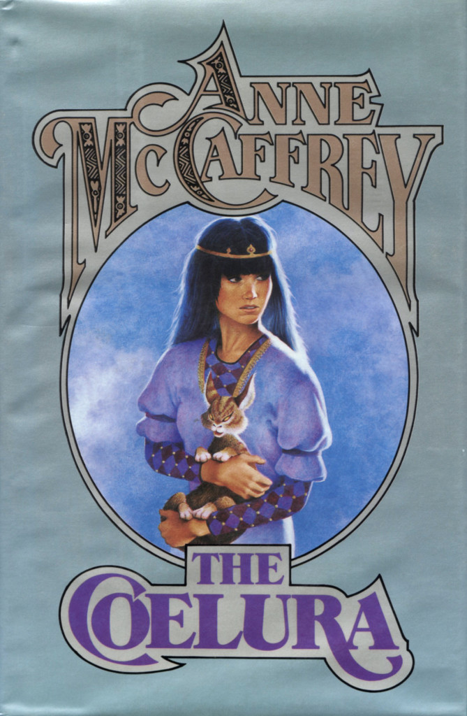 """The Coelura"" by Anne McCaffrey."