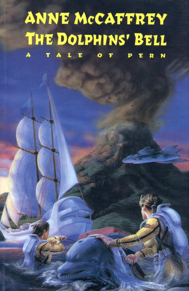 """The Dolphin's Bell"" by Anne McCaffrey."