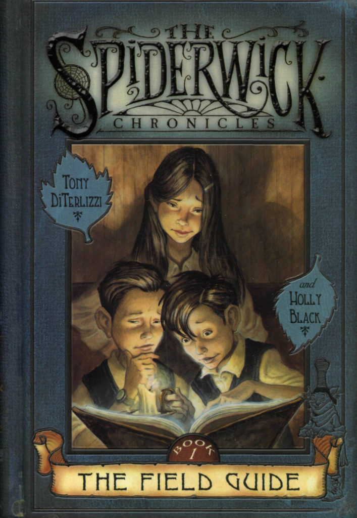 """""""The Field Guide"""" by Tony DiTerlizzi and Holly Black."""