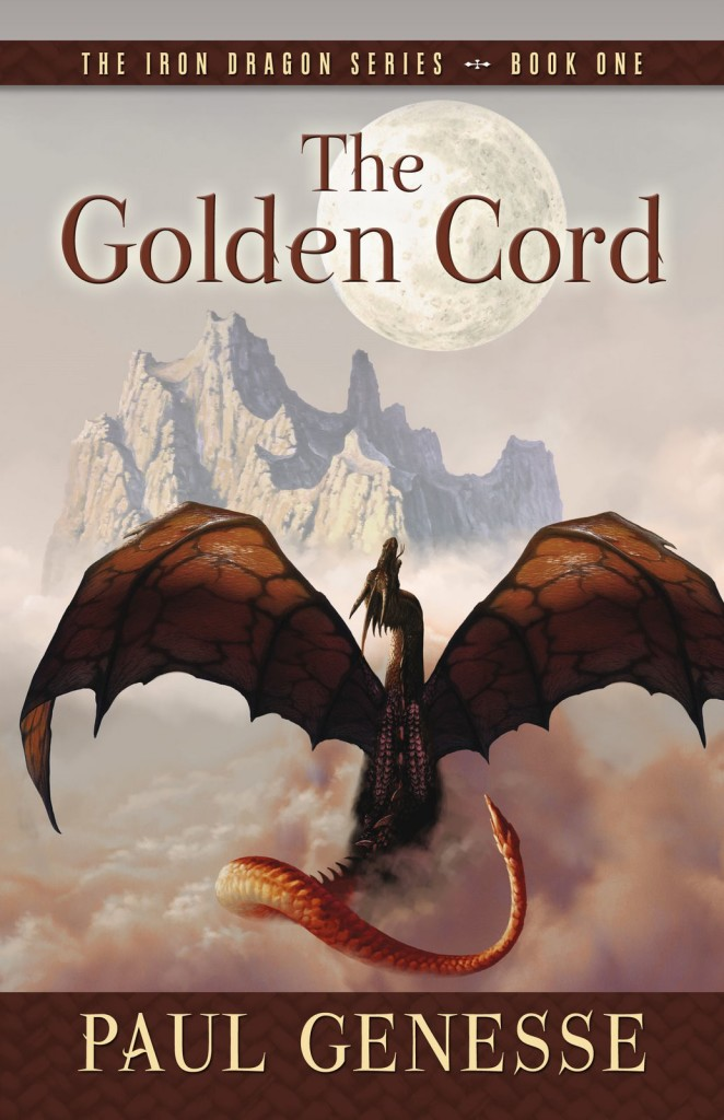"""The Golden Cord"" by Paul Genesse."