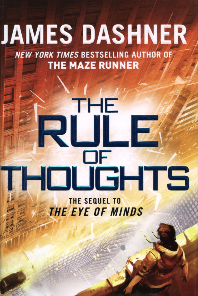 """The Rule of Thoughts"" by James Dashner."