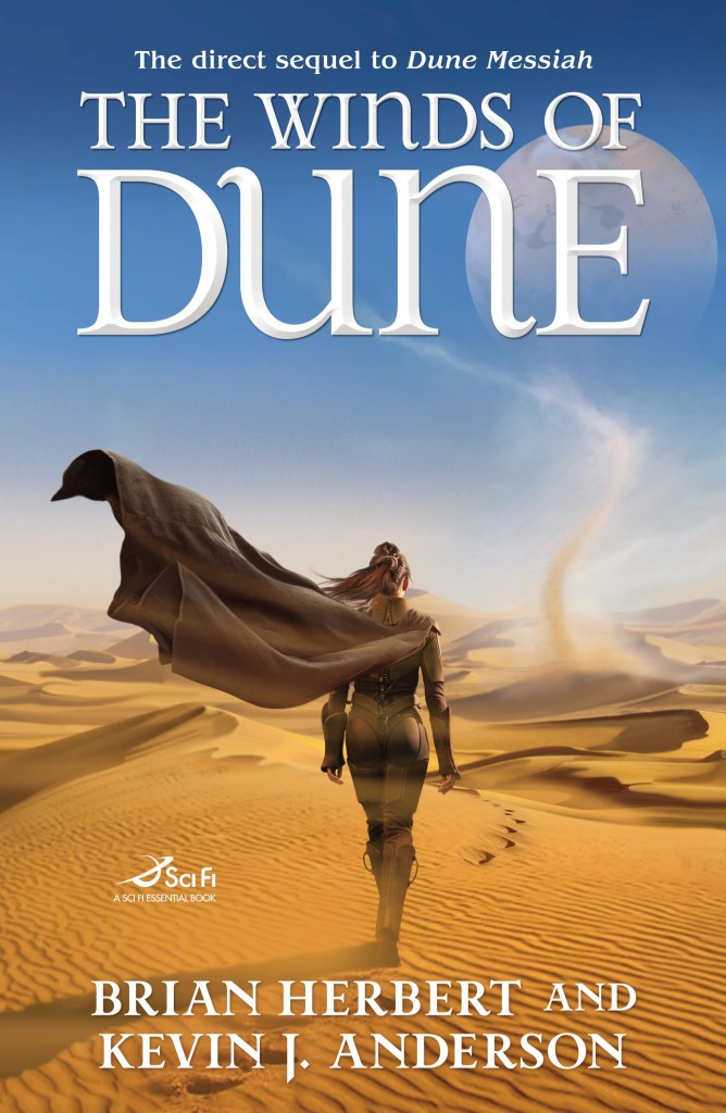 """The Winds of Dune"" by Brian Herbert and Kevin J. Anderson."