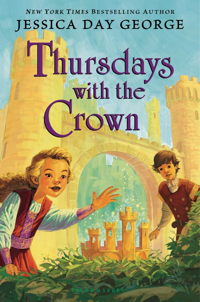 """""""Thursdays with the Crown"""" by Jessica Day George"""