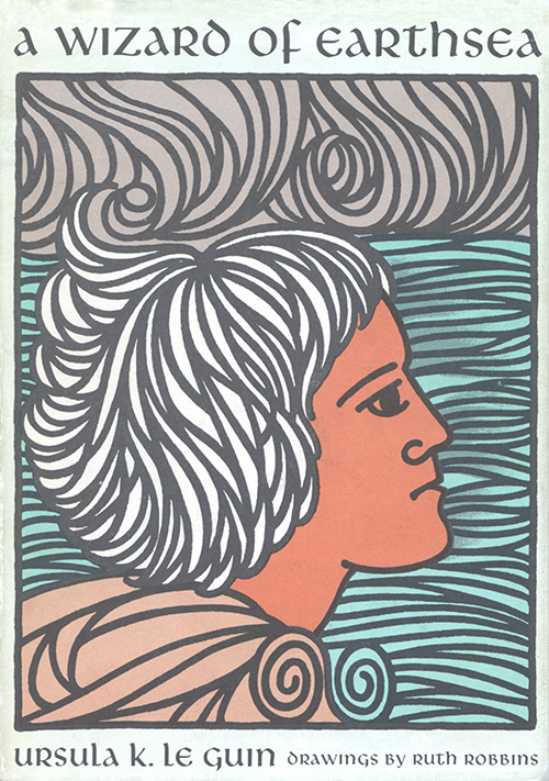 """""""A Wizard of Earthsea"""" by Ursula K. Le Guin."""